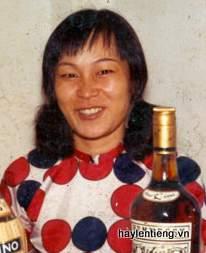 Ảnh cô Nguyễn Thị Út (lúc trẻ)