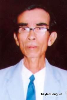 Ảnh ông Trần Văn Tám