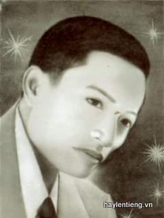 Ảnh anh họ Trương Chính lúc  trẻ