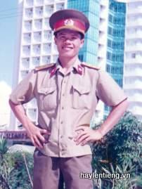 Ảnh anh Hoàng Đức Sung