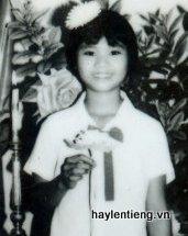 Ảnh Nguyễn Thị Ánh  lúc 15 tuổi