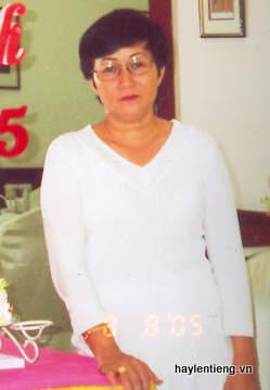 Cô Trần Thị Thúy Hạnh