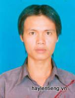 Ảnh anh Nguyễn Bá Huy