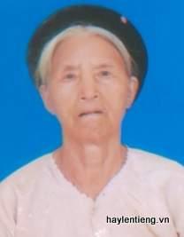 Bà Nguyễn Thị Gái