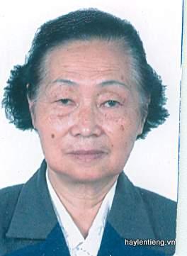 Bà Nguyễn Thị Sìu