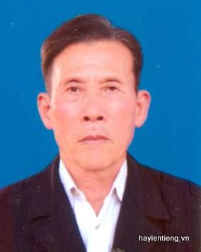 Ông Nguyễn Trọng Thăng