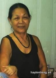 Bà Đặng Thị Thân