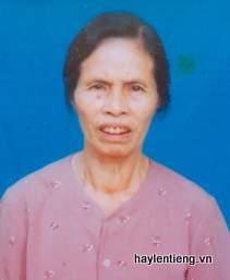 Bà Nguyễn Thị Nết