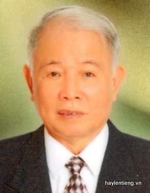 Ông Đinh Vân Nam, tức ông Bé