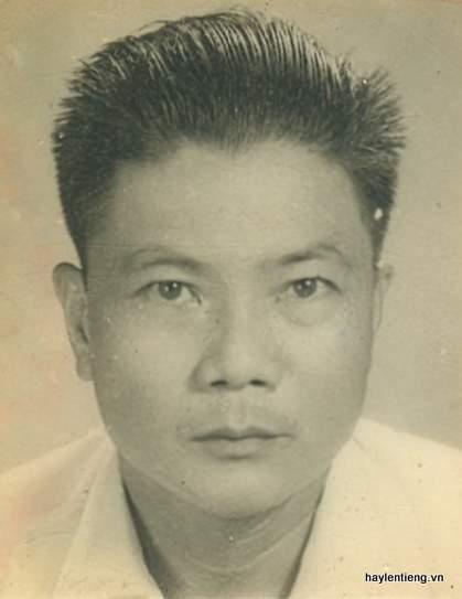 Ông Phạm Văn Kiệt  lúc trẻ