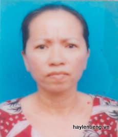 Chị Nguyễn Thị Hương
