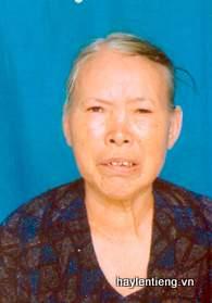 Bà Phạm Thị Soỏng