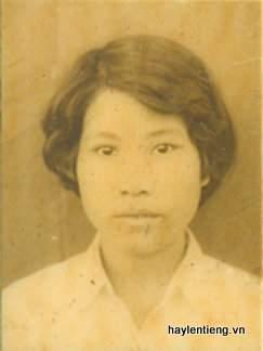Chị Nguyễn Thị Thân