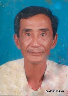 Ông Đặng Văn Châu