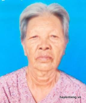 Bà Trần Thị Quýt