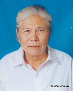 Bà Nguyễn Thị Xoan