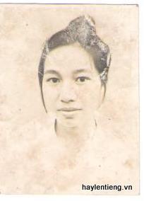 Chị Ngô Thị Tâm