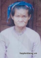 Bà Trần Thị Lệ