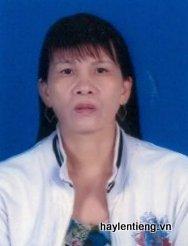 Bà Phan Thị Kim Huệ