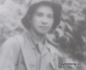 Ông Nguyễn Văn Hợi chụp năm 1968