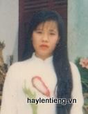 Chị Nguyễn Thị Hồng Nga