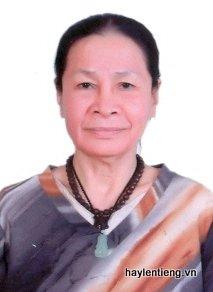 Bà Đào Thị Thanh Lâm