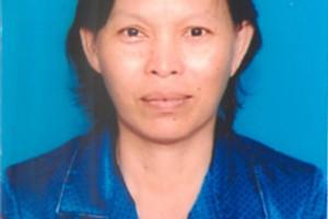 Chị Võ Thị Thanh Vân