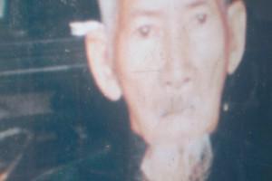 Bố ông Dảnh - cụ Nguyễn Đình Đoi
