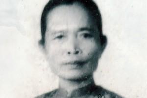 Cụ Huỳnh Thị Quả