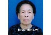 Ba Luu Thi Loan