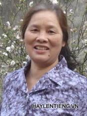 Bà Đỗ Thị Hải