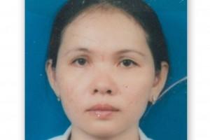 Chị Phan Thị Hồng