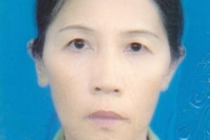 Bà Trần Thị Thanh Vân