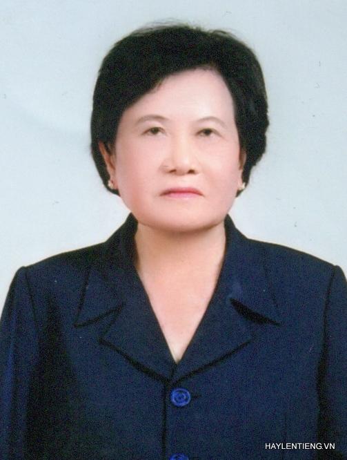 Bà Huỳnh Thị Hương