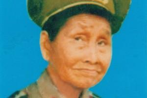 Bà Nguyễn Thị Khanh